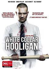 White Collar Hooligan (DVD, 2013)-FREE POSTAGE