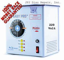 220 Volt JFJ Easy Pro Plus CD/DVD Repair Machine