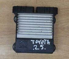 """Toyota Auris MK1 2.0 D4D Control Module Unit 89871-71010 """" LOT OF PIECES """""""