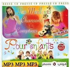 Oriental Musique F. Enfants-Les Bedste (chansons & comptines/pour enfants-mp3
