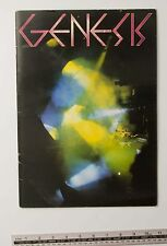 06655 Genesis 1978 Japan Tour Program Phil Collins .and then there were three.