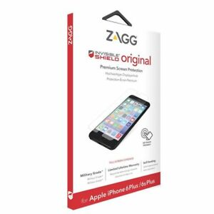 Zagg iPhone 6 PLUS / 6S PLUS InvisibleShield Original Screen Protector