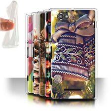 Housses et coques anti-chocs roses Sony Xperia M pour téléphone mobile et assistant personnel (PDA)