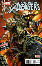 The New Avengers #4 (NM)`16 Ewing/ Sandoval