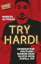 Try Hard! von Marcel Althaus (2017, Taschenbuch), UNGELESEN