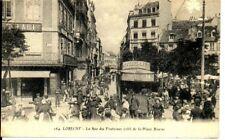 (S-34545) FRANCE - 56 - LORIENT CPA TRAM ELECTRIQUE MOYEN PLAN