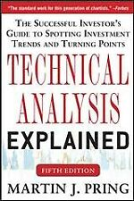 Technical Analysis Explained : The Successful Investor's Guide to Spotting In...