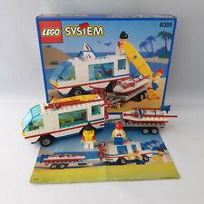 Lego Classic Town - 6351 Surf N' Sail Camper