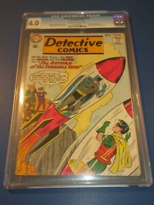Detective Comics #321 Silver age Batman CGC 4.0 VG Wow JP