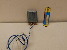 Utc Mqe 7 Audio Inductor 100 Mhy 1V 1Kc 16.8 Ohms