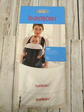 BabyBjörn Bib for Baby Carrier 0+ Months White (2-Pack) Breathable Terry Surface