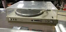 Vintage Pioneer Pl-520 Direct Drive Fully Automatic Turntable works great!