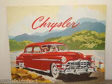 Folder/Brochure Chrysler New Yorker *4451