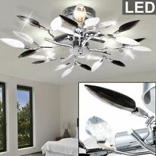 Pendel Lampe Hänge Esszimmer Leuchte Alu DxH 350x1100 mm Wohnzimmer Licht 1xE27