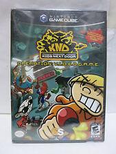 Codename Kids Next Door Operation V.I.D.E.O.G.A.M.E NGC GameCube Brand NEW