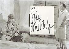 SIAN PHILLIPS Signed 12x8 Photo Display MURPHY'S WAR COA