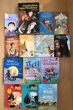 14 Kinder Und Jugendbücher