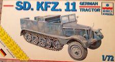 Semicingolato 1/72 GERMAN TRACTOR  SD.KFZ. 11 - ESCI 8348
