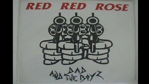 KBD Detroit PUNK ROCK  LP Vinyl Disc RECORD Dad and & The Boys  80's