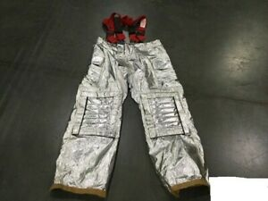 *NEW* Morning Pride Proximity Firefighter Fireman's pants Trousers 40x34 **NEW**