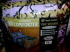 Camo Lavender-Light Purple Woods-Twin Size Comforter In Bag`New-:>Free To USA