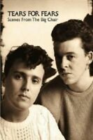 TEARS FOR FEARS Scenes From The Big Chair DVD BRAND NEW PAL Region 0