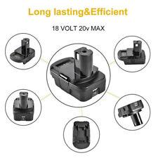 DCA1820 Battery Adapter Convertor For DEWALT Cordless Max Lithium 20 Volt to 18V