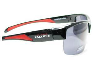 Atlanta Falcons Black Red Polarized Mens Licensed NFL Sunglasses S15JT