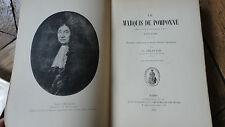 17 ème  Marquis de Pomponne, ambassadeur et secrétaire d'Etat 1618-1699 Delava