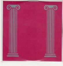 (EP247) Silver Columns, Brow Beaten - DJ CD