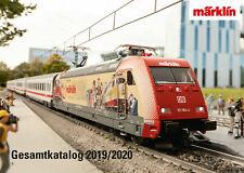 Märklin 15704 Gesamtkatalog 2019/2020 deutsch (H0/Z/1) - NEU