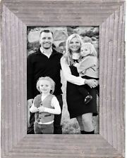 4x6 Rustic Reclaimed Wood Picture Frame