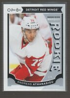 (70761) 2015-16 O-PEE-CHEE UPDATE ROOKIE MARQUEE ANDREAS ATHANASIOU #U-37
