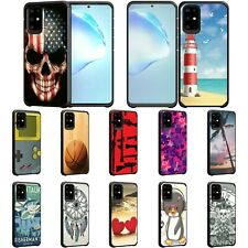 For Samsung Galaxy S20 Plus 6.7 Hybrid Dual Layer Fitted Protective Slim Case