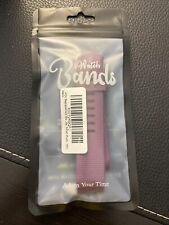 Replacement band for fitfit charge 2 size small plum
