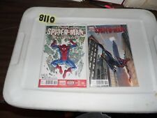 Superior Spider-Man #31 Regular and variant Covers.
