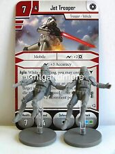Star Wars Imperial Assault - Jet Trooper Elite Version Group