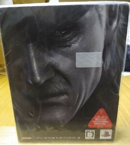 Sony PS3 PLAYSTATION - Metal Gear Solid 4:Guns of The Patriots Special Edition