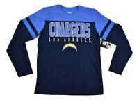 Hand High Mens NFL Los Angeles Chargers Football Shirt New M, L, XL, 2XL