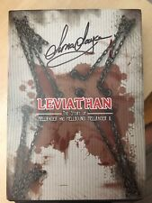 Leviathan: The Story of Hellraiser and Hellbound - SIGNED by SIMON SAYCE