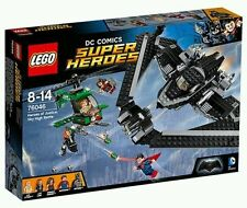 LEGO 76046 DC Super Heroes Heroes Of Justice: Sky High Battle - Brand New Sealed