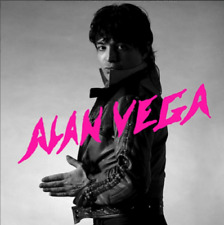 Alan Vega S/T New Sealed Ltd Ed Rockin' Fireball Color Vinyl + Download Suicide