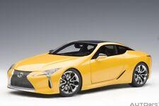 78847 Lexus LC 500 (métallique yellow) , 1:18 AUTOart