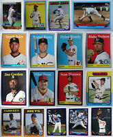 2019 Topps Archives Purple Silver Blue Parallel Cards Complete Your Set U Pick