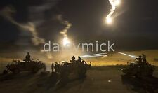 "British Army 50 Calibre Heavy Machine Gun Jackal Light Dragoons Photo 11x8"""