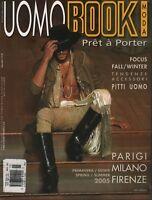 Uomo Book Moda Spring Summer 2005 John Galliano 091318DBE2