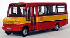 24906 EFE MERCEDES 709 Reeve Burgess Minibus PETIT Destination 1:76