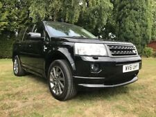 Land Rover Freelander 2 SD4 SPORT AUTOMATIC LIMITED EDITION 2011