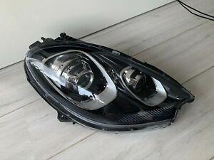Porsche Macan Xenon Scheinwerfer rechts headlight right phare faro fari