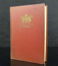 """Hardcover Antique """" Red Pepper Burns  """" by Grace S. Richmond Printed In 1915"""